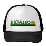 Su mejor en Idaho Gorros