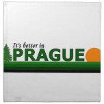 Su mejor en Praga