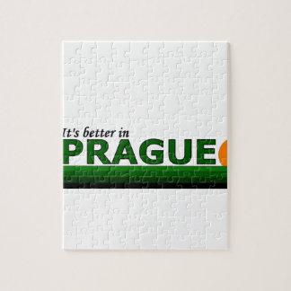 Su mejor en Praga Rompecabeza