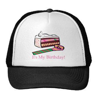 Su mi cumpleaños gorras