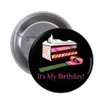 Su mi cumpleaños pin