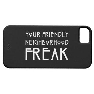 Su monstruo amistoso de la vecindad iPhone 5 Case-Mate protectores