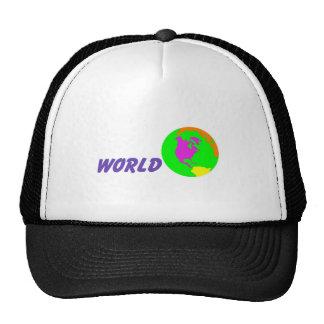 Su mundo gorra