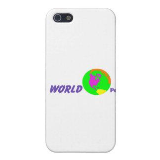 Su mundo iPhone 5 carcasas