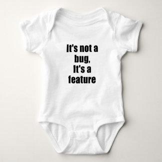 Su no un insecto su una característica camisas