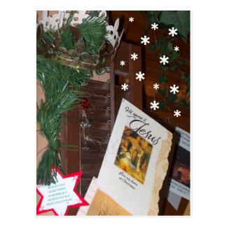 Su nombre es productos del navidad de Jesús Postal
