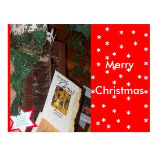 Su nombre es productos del navidad de Jesús Postales