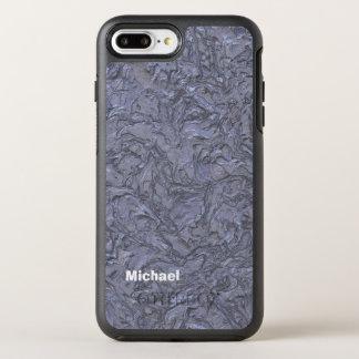 Su nombre o texto individual funda OtterBox symmetry para iPhone 7 plus