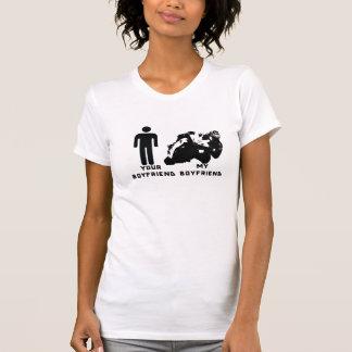 Su novio, mi novio camisetas