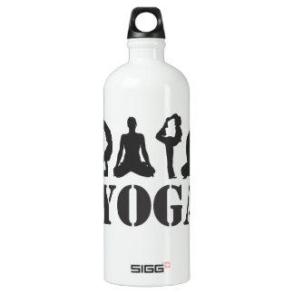 ¡Su nueva botella de la yoga!