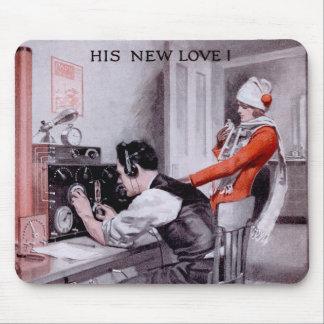 ¡Su nuevo amor! Tapetes De Raton
