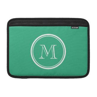 Su parte alta inicial de la verde menta coloreada fundas MacBook