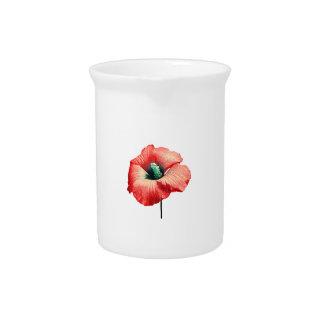 Su perfume de la flor jarrones