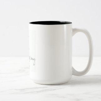 Su personalizado taza del Dos-Tono de 15 onzas