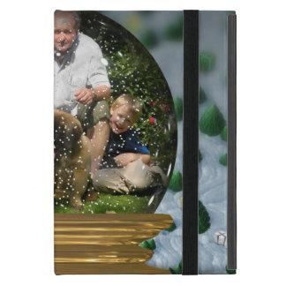 ¡Su propia foto en un capítulo de Snowglobe! - iPad Mini Protector