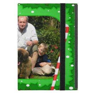¡Su propia foto en un marco del navidad! - iPad Mini Cobertura