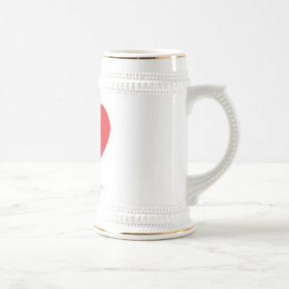 ¡Su propia taza! Jarra De Cerveza