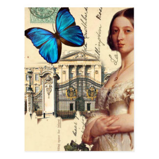 Su reina Victoria de la majestad Postal
