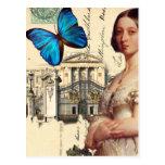 Su reina Victoria de la majestad Tarjetas Postales