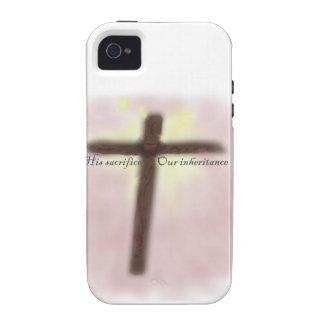 Su sacrificio iPhone 4/4S carcasa