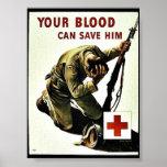 Su sangre puede ahorrarlo poster
