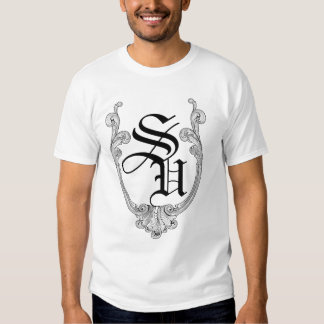 SU script T Shirt