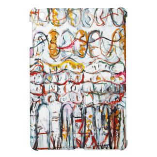 Su segundo Sun (expresionismo abstracto de la pint iPad Mini Protectores