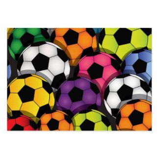 Su tarjeta de visita - fútbol - coche/deportes