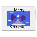 Su tarjeta del amor del navidad