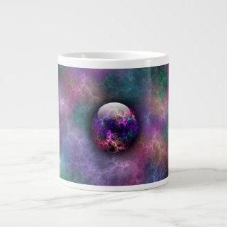 Su taza brillante de la especialidad de los materi taza grande