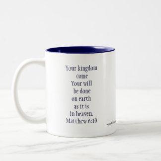 Su taza de la aniquilación