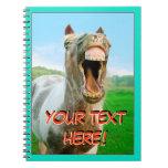 ¡su texto aquí! cuadernos