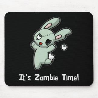 Su tiempo del zombi tapete de ratones