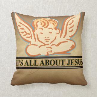 SU TODO ALREDEDOR JESÚS ALMOHADA