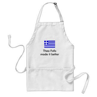 Su todo el Griego a mí Delantal