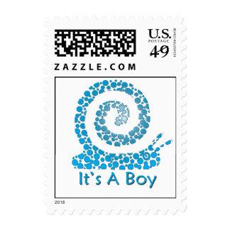 Su un muchacho sellos