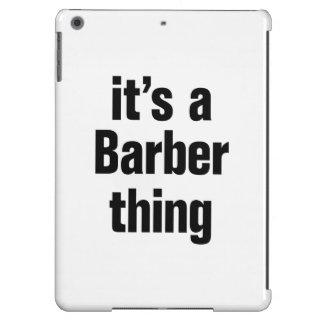 su un peluquero tihing funda para iPad air