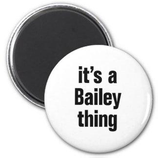 su una cosa de bailey imán redondo 5 cm