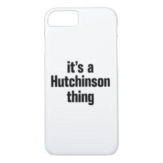 su una cosa de hutchinson funda iPhone 7