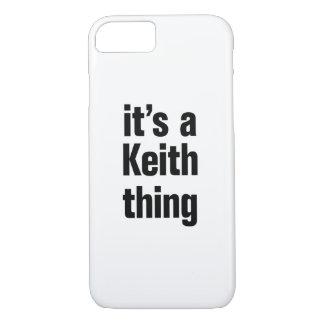 su una cosa de Keith Funda iPhone 7