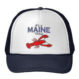 Su una cosa de Maine - langosta Gorro