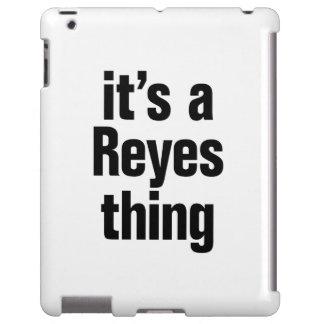 su una cosa de Reyes Funda Para iPad
