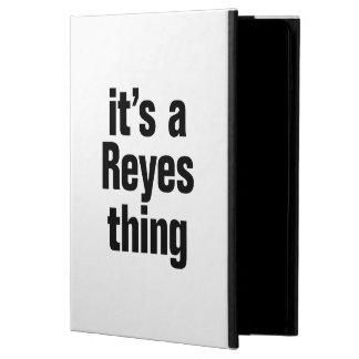 su una cosa de Reyes