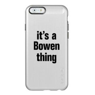su una cosa del bowen funda para iPhone 6 plus incipio feather shine