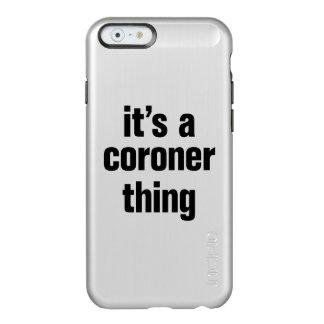 su una cosa del forense funda para iPhone 6 plus incipio feather shine