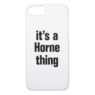 su una cosa del horne funda iPhone 7
