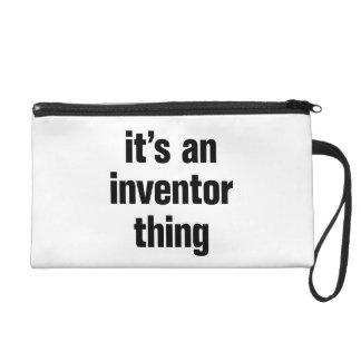 su una cosa del inventor
