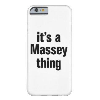 su una cosa del massey funda barely there iPhone 6