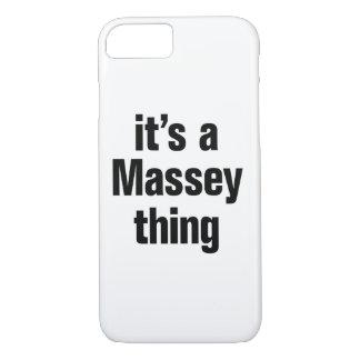 su una cosa del massey funda iPhone 7