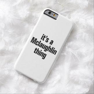 su una cosa del mclaughlin funda para iPhone 6 barely there